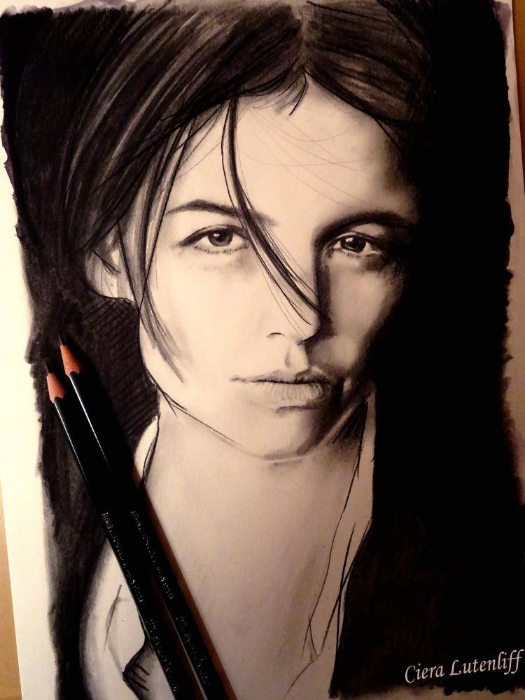Katie Holmes par Ciera